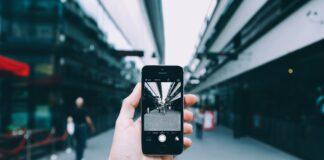 Robienie zdjęć telefonem