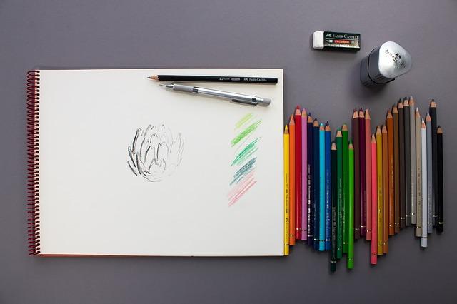 Przybory do rysowania