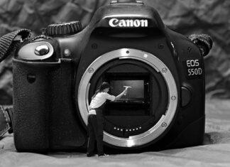 Czyszczenie aparatu
