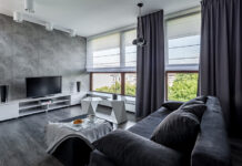 Jak dobierać zasłony do wystroju mieszkania