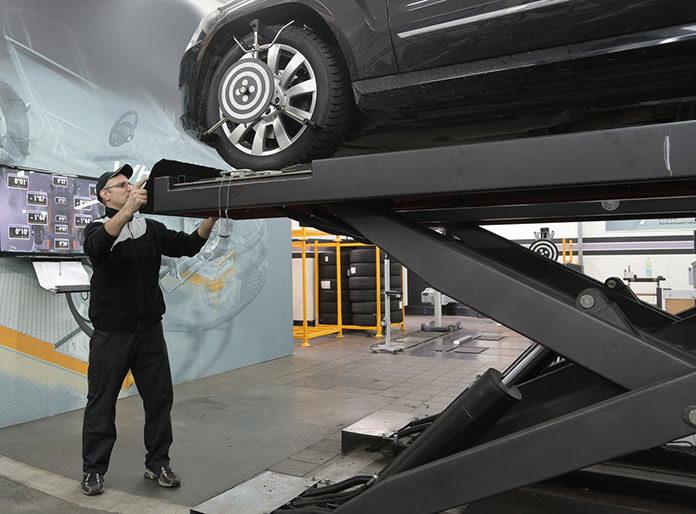Zakup części samochodowych