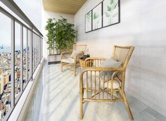 Jaki leżak wybrać na niewielki balkon